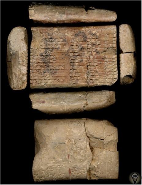 Древняя глиняная табличка доказывает, что в Месопотамии времен Хаммурапи знали тригонометрию Тригонометрия, в ее классическом определении, это раздел математики, где изучаются тригонометрические