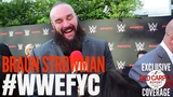 WBSOFG Braun Strowman interviewed at the WWE FYC Event #WWEFYC #WWE #Emmys