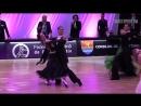 Comsa Dragos-Marian - Alexandra Cristina Bujor, Tango _ WDSF European Championsh