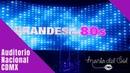 María del Sol Laureano Brizuela Rocío Banquells Lucía Méndez Pimpinela Intro Grandes de Los 80s CDMX 30 08 2018