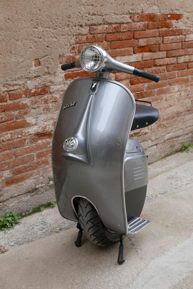 Электрический моноцикл Bel&Bel Monowheel Z-ONE с дизайном Vespa