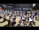 танец на последнем школьном звонке 2018