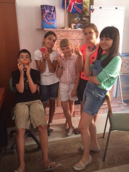 наши талантливые дети