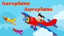 Aeroplane aeroplane up in the sky nursery rhyme
