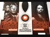 (WWE Mania) WrestleMania 31 Brock Lesnar (c) vs Roman Reigns - WWE World Heavyweight Championship