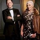 Мей Маск — 69-летняя модель. Мать трёх успешных сыновей…