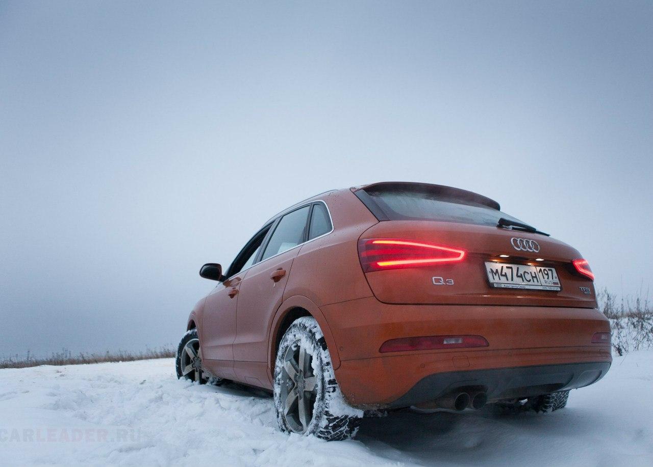 Тестируем зимние шины