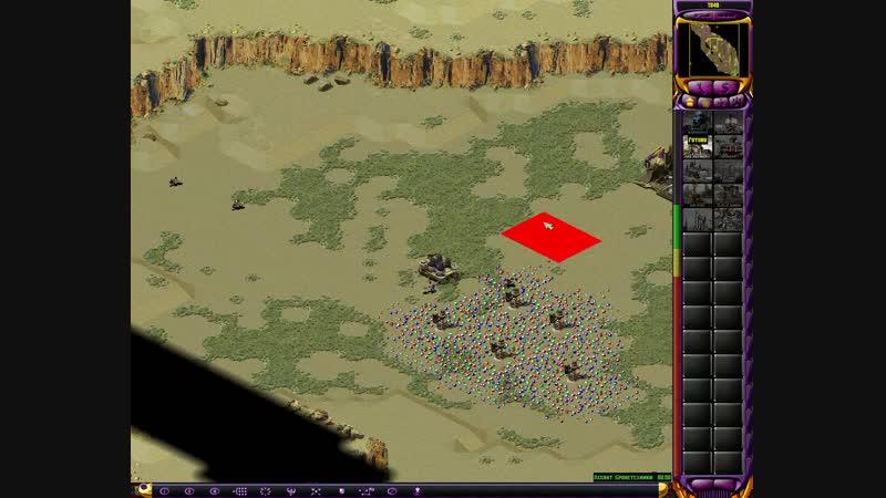 CC Red Alert 2 REBORN 101218(4) 1x1 - Artemis vs Roper