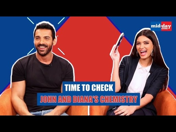 Did you know how good is John Abraham and Diana Penty's chemistry?