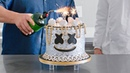 Yummy Light It Up Party Cake Decorating Tutorial with Chef Duff Goldman Cooking with Marshmello