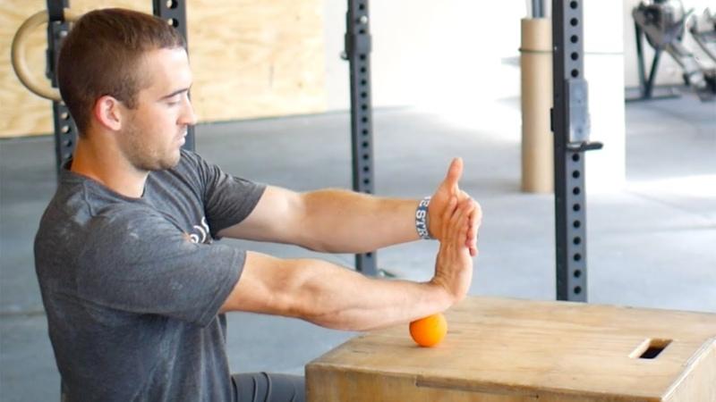 CrossFit Wrist Mobility w/ Ben Smith