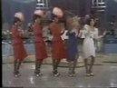 Cher Show Swing era Medley with The Pointer Sisters Teri Garr Freddie Prinze