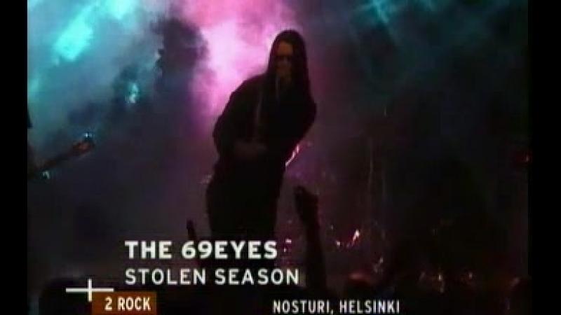 The 69 Eyes - Stolen Season (Nosturi, Helsinki)
