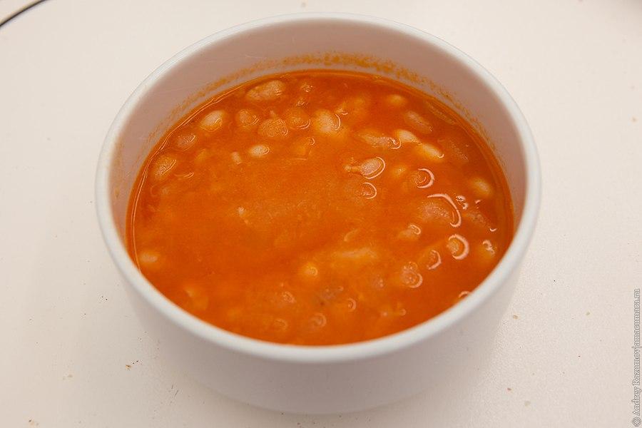 Турецкая кухня суп