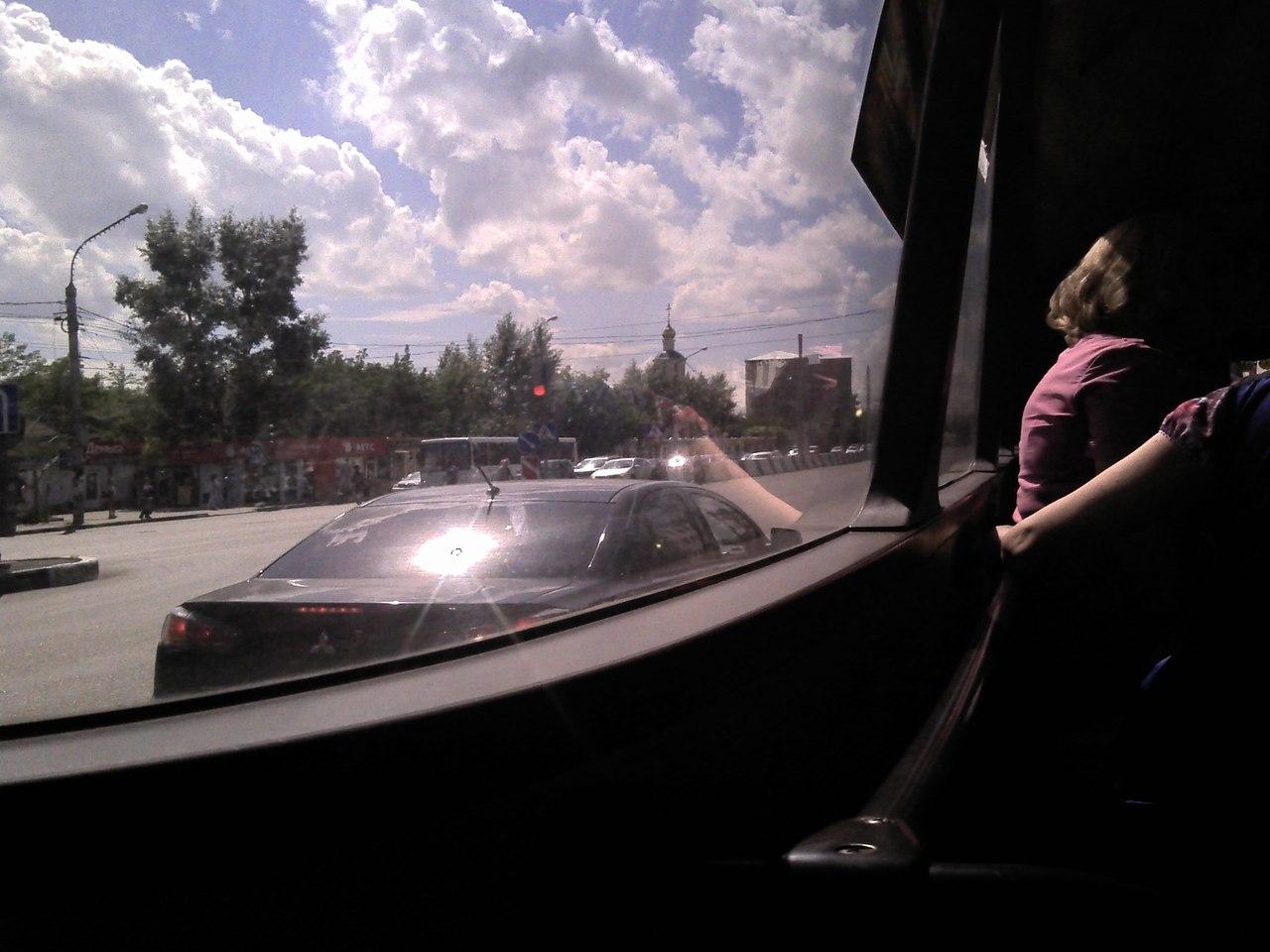 Шалуньи в автобус 6 фотография