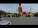 Орские байкеры открыли день города