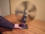 Вентилятор работающий от свечки