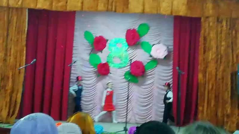 Танец пупсик танцевальный коллектив Кендис