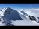 Gletscher Sölden ледник