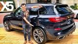 НОВЫЙ BMW X5 G05 (!!!) Первый обзор на тест-драйве в США, Атланта.