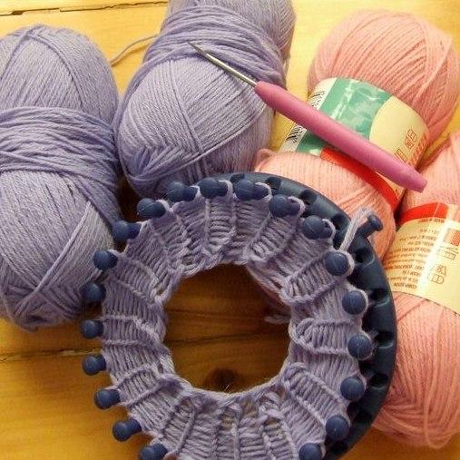 круглые лумы для вязания вконтакте