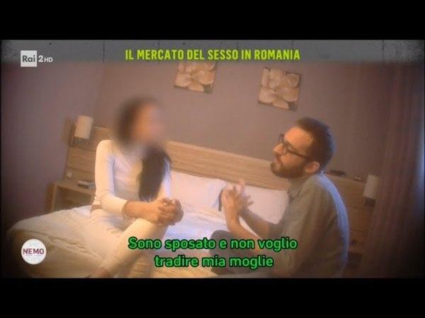 Il mercato del sesso in Romania - Nemo - Nessuno Escluso 11052018