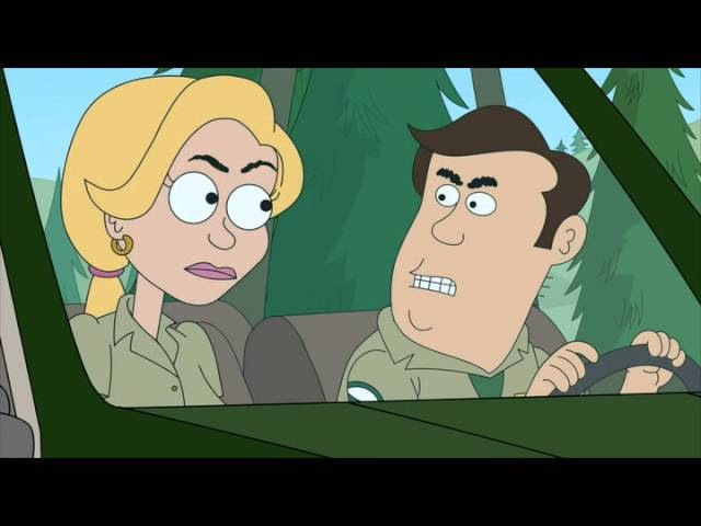 Brickleberry сезон 1 серия 1