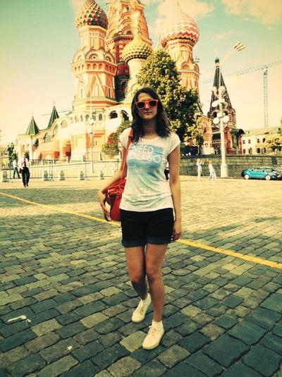 Таня Кушнарёва, 28 сентября 1987, Пермь, id37268944