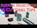 How To Buy Rough Gems Faceting Tips