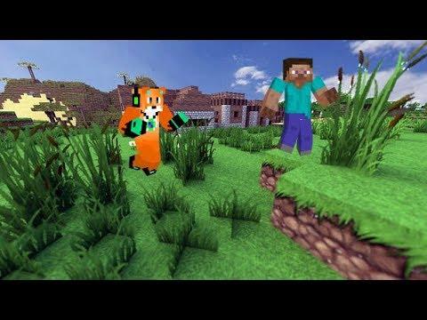 Ванильное похождение[Minecraft Vanila]