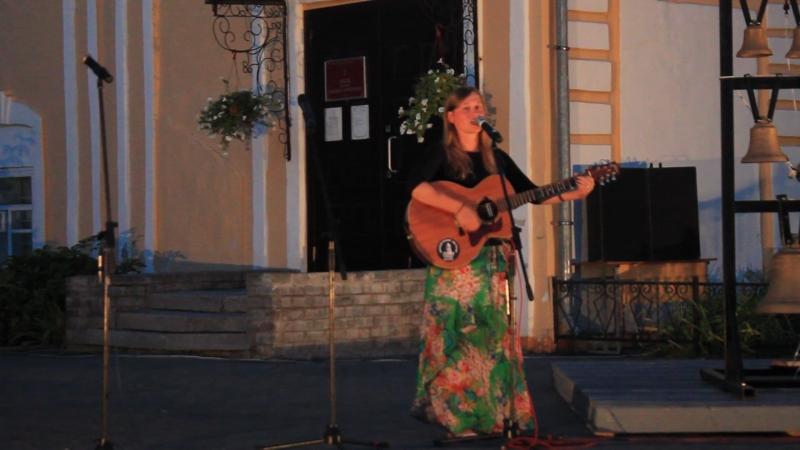 Одигитрия-2018. Концерт в Смоленске. Дария Пригожая.