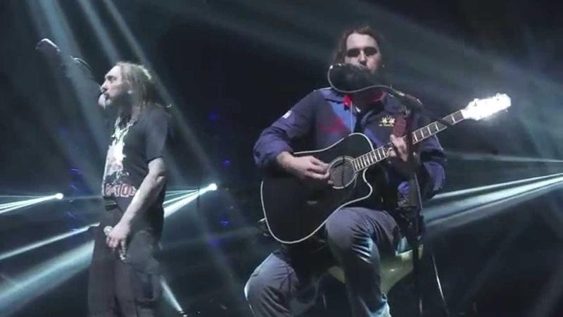 Король и Шут-Северный флот (live) На Краю