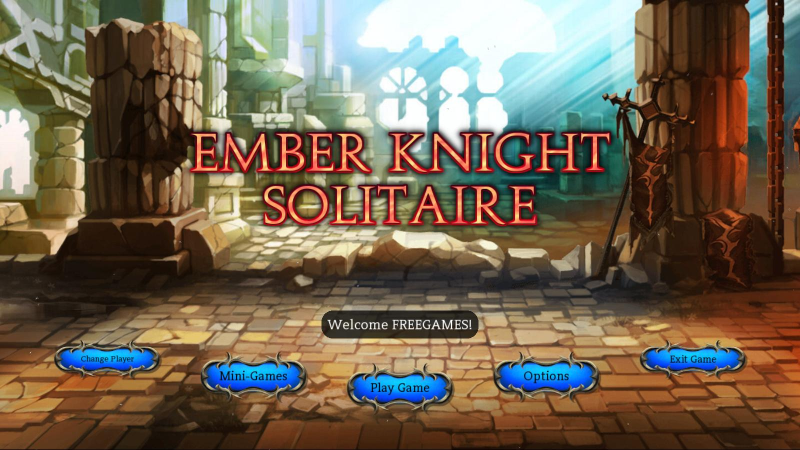Ember Knight Solitaire (En)