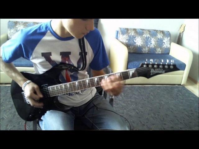 MAXIMUM THE HORMONE-Zetsubou Billy (guitar cover)