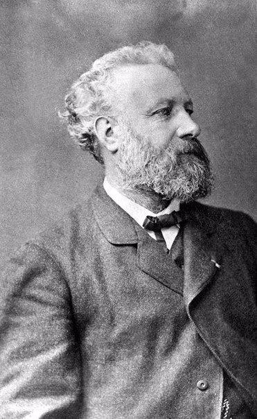 """150 лет назад, в 1863 году Жюль Верн написал книгу """"Париж в XX веке"""", в которой..."""