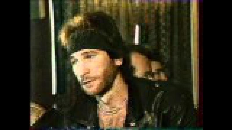 Игорь Тальков разговор на корабле 6 октября 1991года