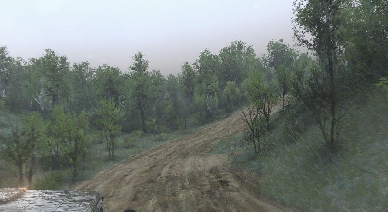 """Карта """"Bax5"""" для 23.10.15 & 8.11.15 для Spintires - Скриншот 3"""