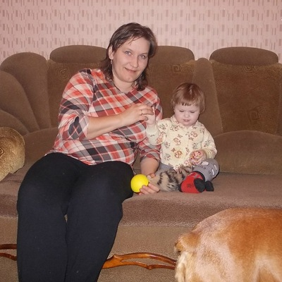 Светлана Ксенофонтова, 12 февраля , Великие Луки, id152259754
