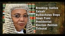 BREAKING: Justice Zainab Bulkachuwa Steps Down Okorocha Buhari Statue Ministers To Handover