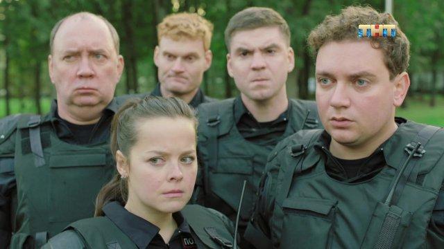 Конная полиция, 1 сезон, 16 серия (30.10.2018)