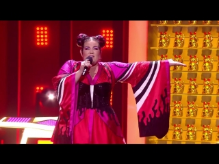 Netta - Toy - Israel - LIVE - Grand Final - Eurovision 2018