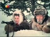 Советский художественный фильм . Следы на снегу . ( детектив )