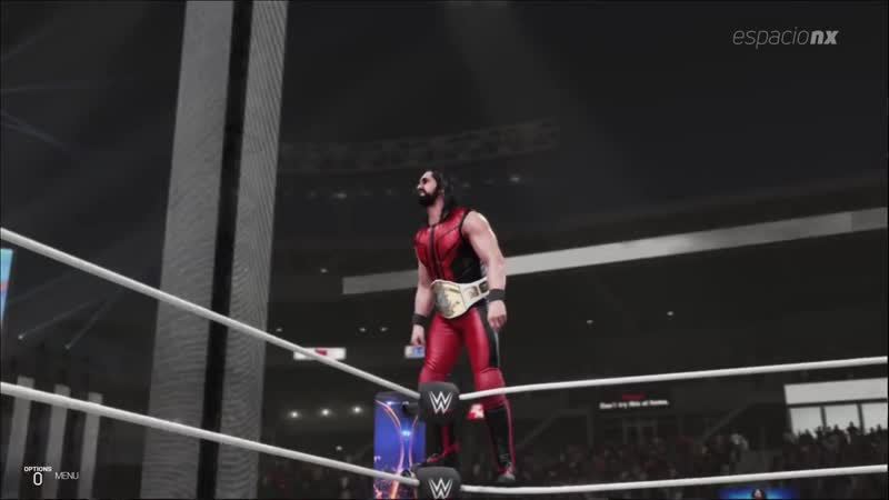 The Insane MOVESET of Seth Rollins in WWE 2K19