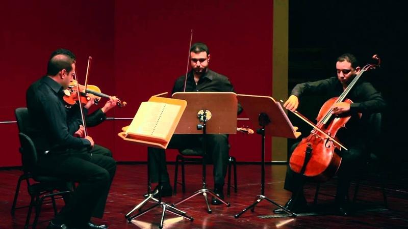 D. Shostakovich: String Quartet No.8 in C-Minor op.110