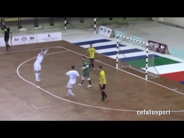 Germano Montefalcone Real Cefalù Futsal Goalkeeper