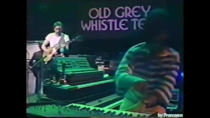 Chick Corea, Al Di Meola, Stanley Clarke, Lenny White Return To Forever - Old Grey Whistle Test 1976