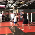 Michael Chandler on Instagram #FIGHTTIP - I love @henrihooft pad holding because a lot of times we choose a combo and drill it for minutes at a t...