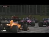 2018 Singapore Grand Prix_ Race Highlights