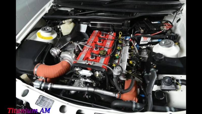 Ford sierra Cosworth 552 HP restoration project
