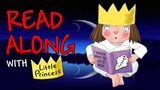 Read Along with Little Princess - I Don't Want to Go to Bed Little Princess